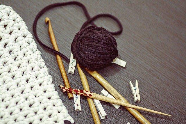 jak zrobić dywan ze sznurka