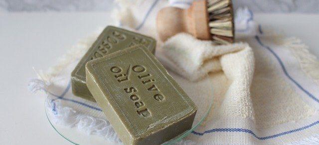 przechowywanie mydeł naturalnych